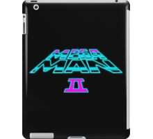 Mega Man Neo iPad Case/Skin