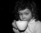 Hot Chocolate on a Cold Day by DonDavisUK