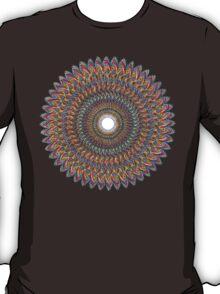FractalConeToDnaPulse T-Shirt