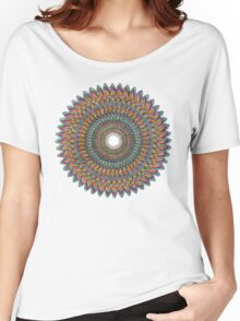 FractalConeToDnaPulse Women's Relaxed Fit T-Shirt