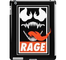 Rage. iPad Case/Skin