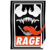 Rage. Poster