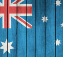 Flag Of Australia Sticker