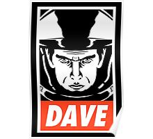 Dave. Poster