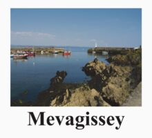 Mevagissey - Cornwall / England Kids Clothes