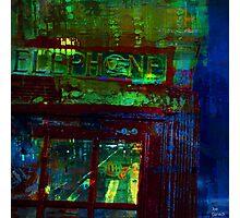 Phone Boxe Photographic Print