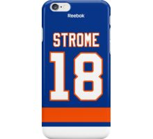 New York Islanders Ryan Strome Jersey Back Phone Case iPhone Case/Skin