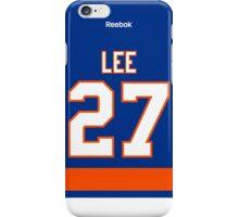 New York Islanders Anders Lee Jersey Back Phone Case iPhone Case/Skin