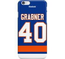 New York Islanders Michael Grabner Jersey Back Phone Case iPhone Case/Skin