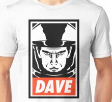 Dave. Unisex T-Shirt