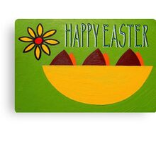 EASTER 50 Canvas Print