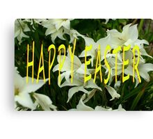 EASTER 51 Canvas Print