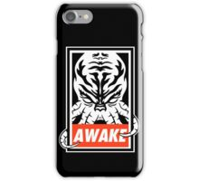 Awake. iPhone Case/Skin