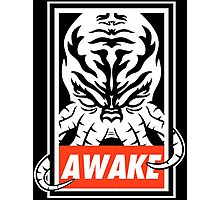 Awake. Photographic Print