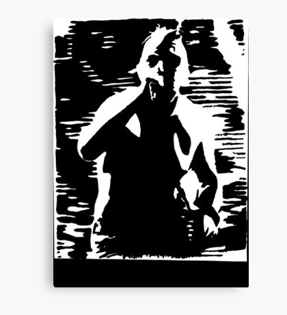 maynard james keenan of tool Canvas Print