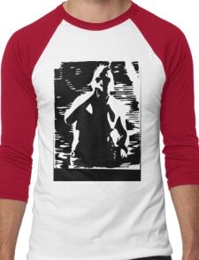 maynard james keenan of tool Men's Baseball ¾ T-Shirt