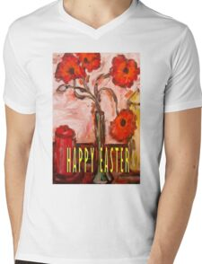 EASTER 59 Mens V-Neck T-Shirt