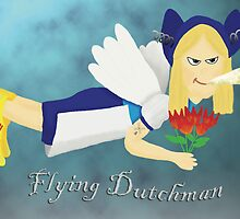 Flying Dutchman by agijsel