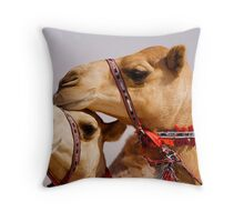 Tenderness Throw Pillow