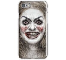 Psycho Circus 1 The Clown iPhone Case/Skin