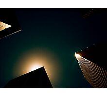 Towering Photographic Print