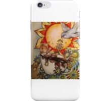 Mouse tail coffee shop iPhone Case/Skin