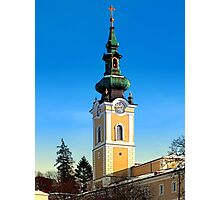 The monastery of Schlägl 2 | architectural photography Photographic Print