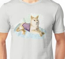 Doge in a Corset Unisex T-Shirt