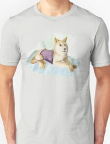 Doge in a Corset T-Shirt