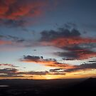 Sunrise at the Grampians by Grace Leung