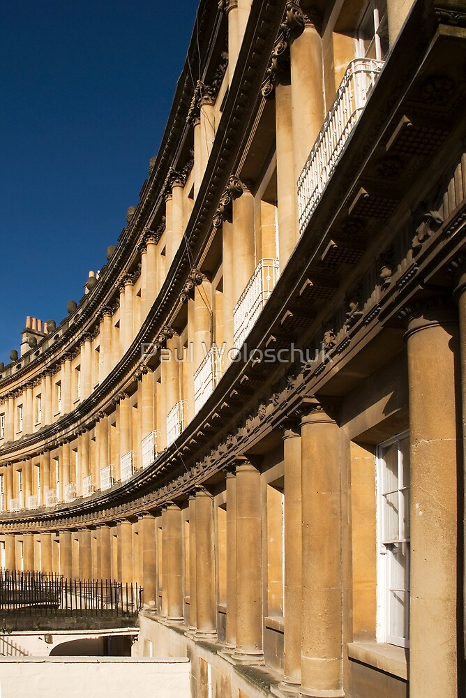 The Circus, Bath by Paul Woloschuk