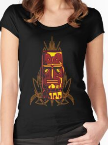 Kon Tiki Women's Fitted Scoop T-Shirt