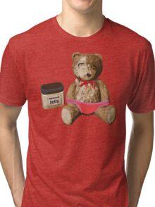 Mr. Raspberry jam Tri-blend T-Shirt