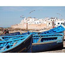 Essaouira, Morroco Photographic Print