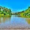 A River Runs Through It - Gundagai - The HDR Experience by Philip Johnson