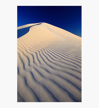 Lancelin Sand Dune  Photographic Print