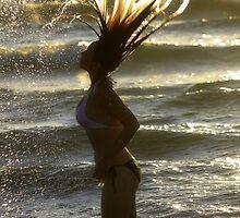 Beach Babe by AlexMac