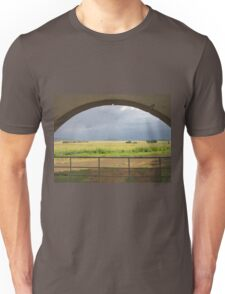 Closed gate Unisex T-Shirt
