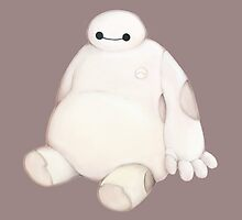 Chubby Marshmallow Man - Baymax by r4gn0r0kxxx