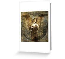 Angel Heart Greeting Card