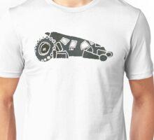 To the batmobile! Unisex T-Shirt