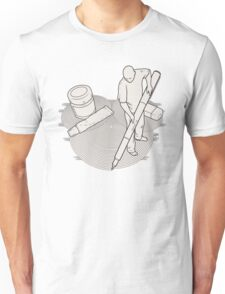 Drawing Zen Unisex T-Shirt