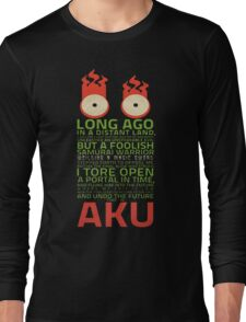 AKU T-Shirt Long Sleeve T-Shirt