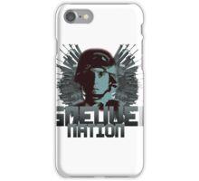 Sneuvelnation - Soldiersfortune iPhone Case/Skin