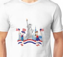 On Independence Day Unisex T-Shirt