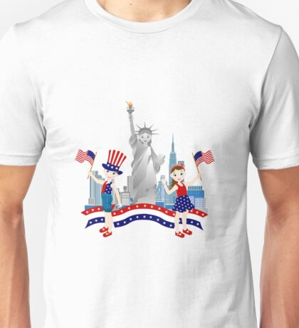 On Independence Day T-Shirt