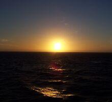 Sunset by Richard Nelson