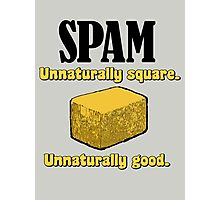 Spam Precooked Meat Photographic Print