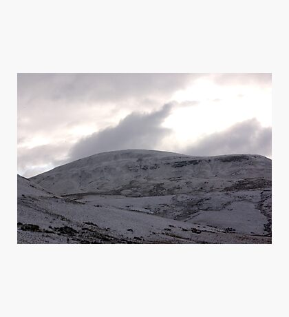 Looking Towards High Seat Photographic Print