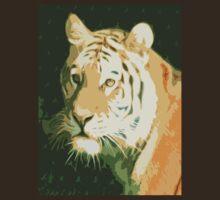 Tiger by sjmphotos